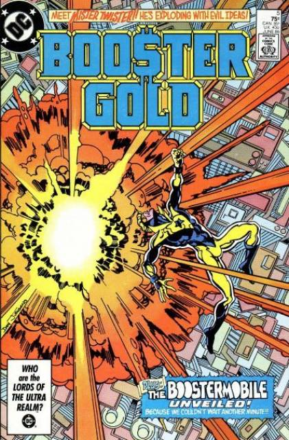 Booster Gold (1986) no. 5 - Used