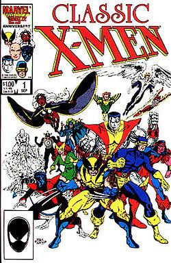 Classic X-men (1986) no. 1 - Used
