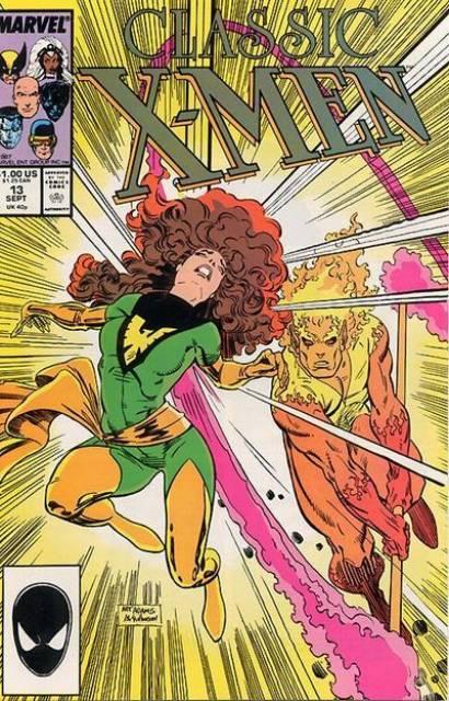 Classic X-men (1986) no. 13 - Used