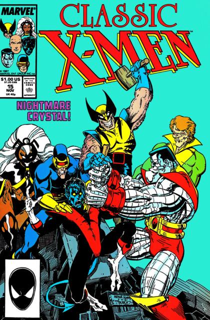 Classic X-men (1986) no. 15 - Used