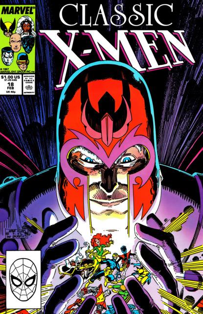 Classic X-men (1986) no. 18 - Used