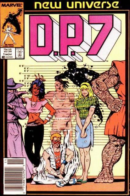 DP7 (1986) no. 1 - Used