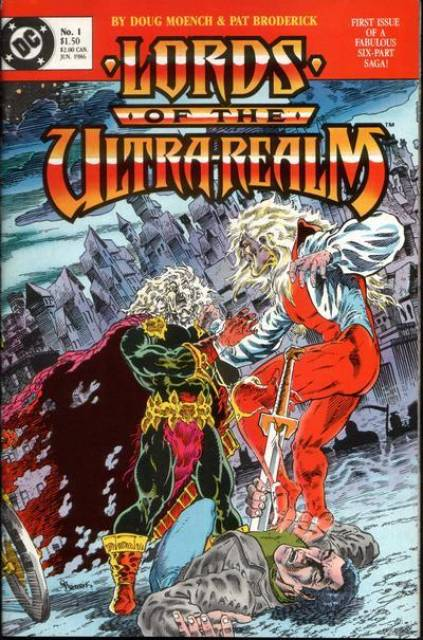Lords of the Ultra Realm (1986) Complete Bundle - Used