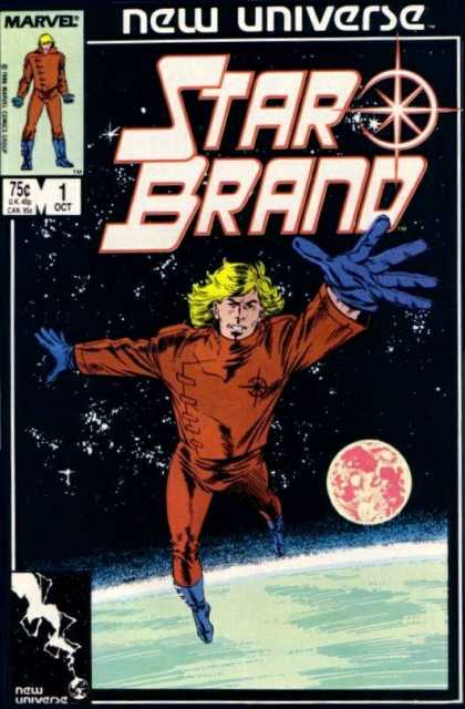 Star Brand (1986) no. 1 - Used