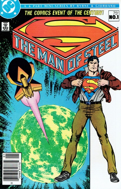 The Man of Steel (1986) Complete Bundle - Used