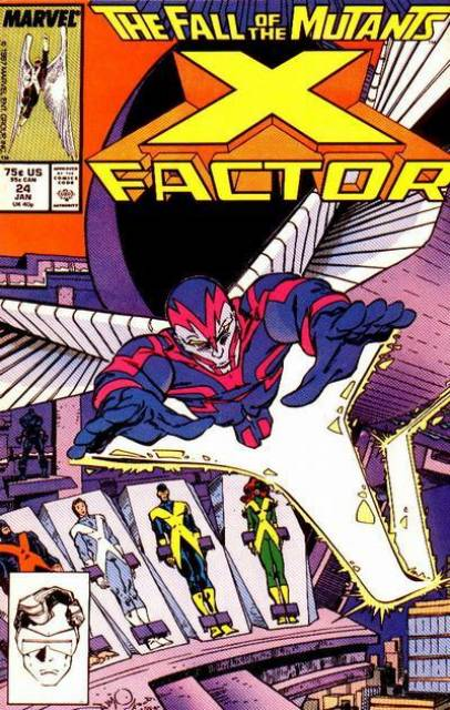 X-Factor (1986) no. 24 - Used
