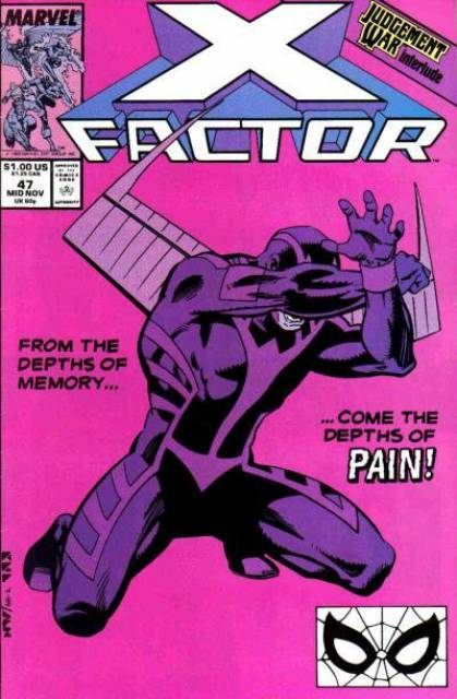 X-Factor (1986) no. 47 - Used