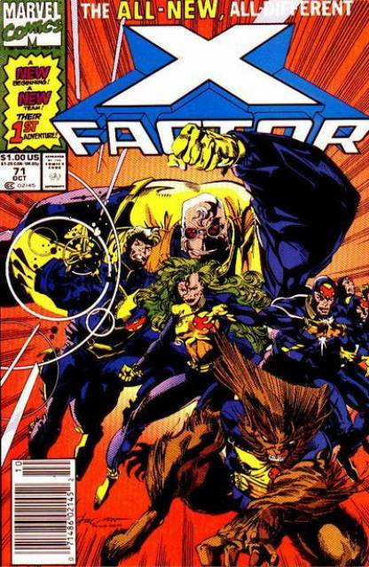 X-Factor (1986) no. 71 - Used
