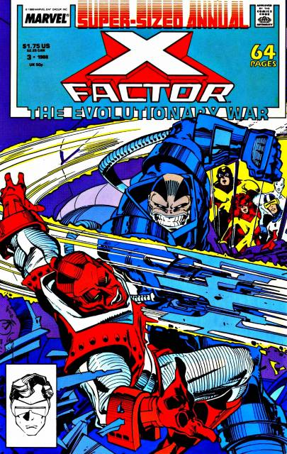 X-Factor (1986) Annual no. 3 - Used