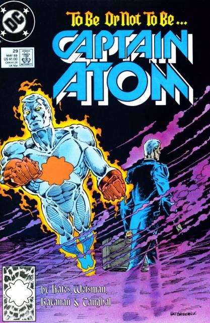 Captain Atom (1987) no. 29 - Used