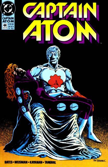 Captain Atom (1987) no. 44 - Used