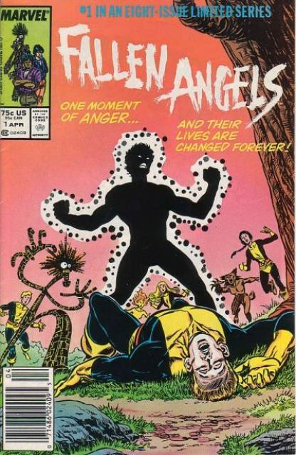 Fallen Angels (1987) Complete Bundle - Used