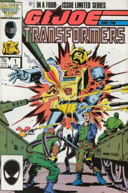 GI Joe Transformers (1987) Complete Bundle - Used