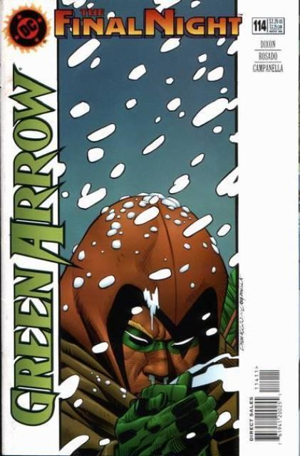 Green Arrow (1987) no. 114 - Used