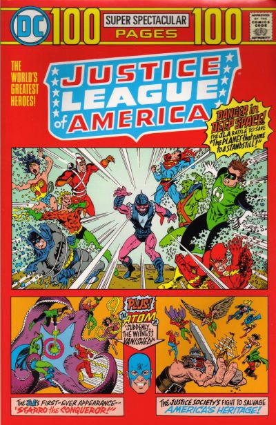 Justice League America (1987) Super Spectacular - Used