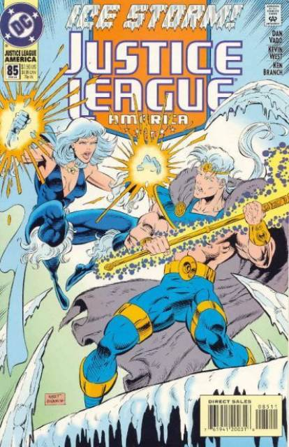 Justice League (1987) no. 85 - Used