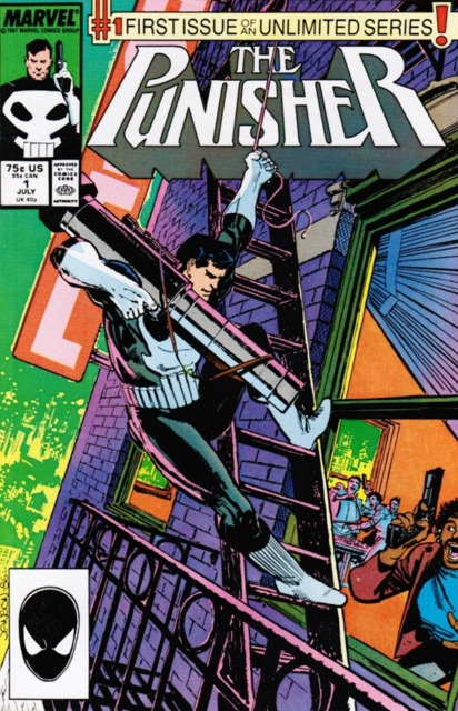 Punisher (1987) no. 1 - Used