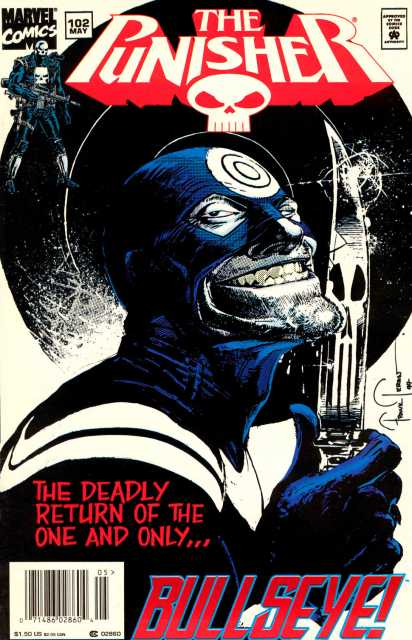 Punisher (1987) no. 102 - Used