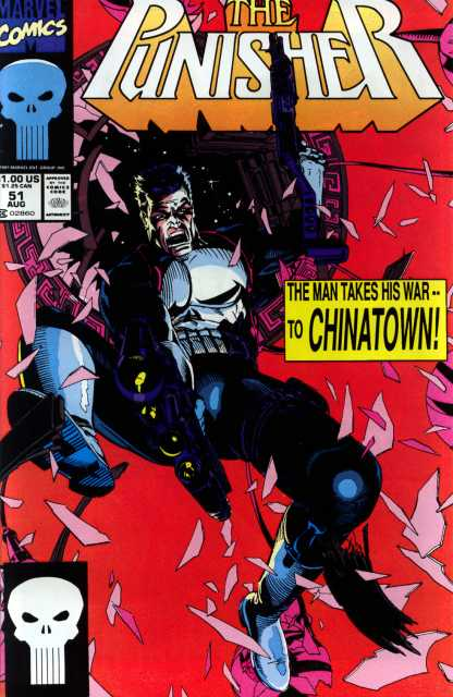 Punisher (1987) no. 51 - Used