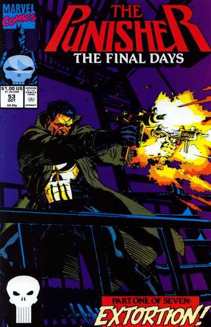 Punisher (1987) no. 53 - Used