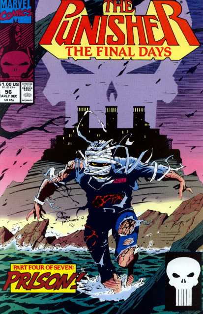 Punisher (1987) no. 56 - Used
