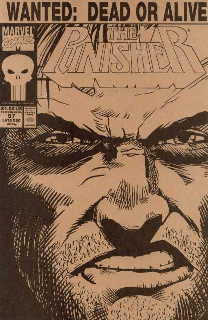 Punisher (1987) no. 57 - Used