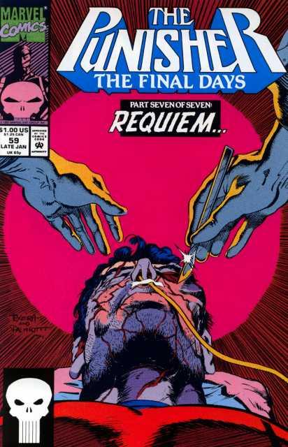 Punisher (1987) no. 59 - Used