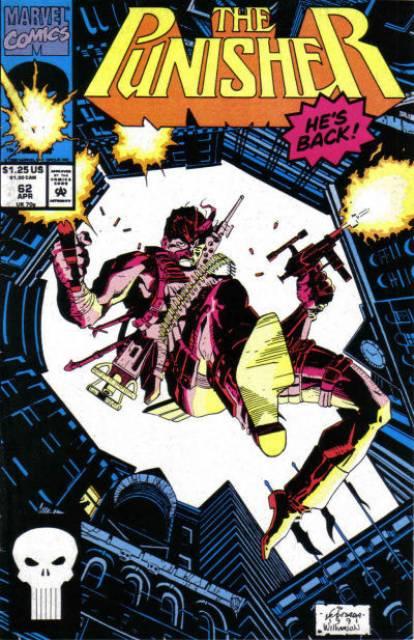Punisher (1987) no. 62 - Used