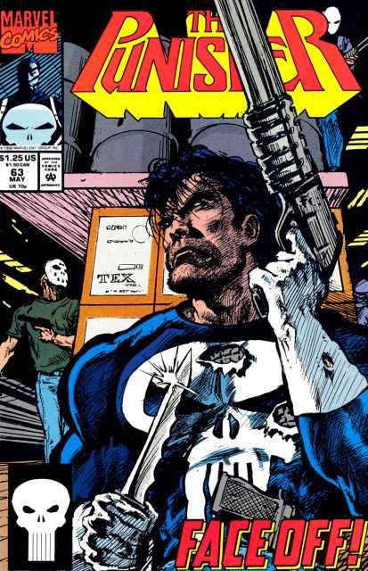 Punisher (1987) no. 63 - Used