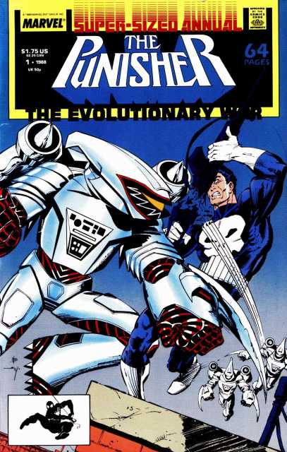 Punisher (1987) Annual no. 1 - Used