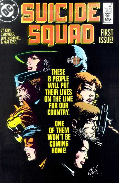 Suicide Squad (1987) no. 1 - Used