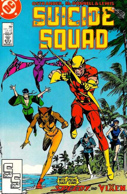 Suicide Squad (1987) no. 11 - Used