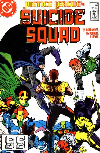 Suicide Squad (1987) no. 13 - Used
