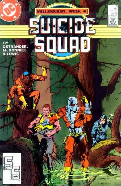 Suicide Squad (1987) no. 9 - Used