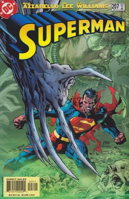 Superman (1987 Series) no. 207 - Used