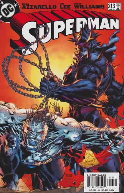 Superman (1987 Series) no. 213 - Used