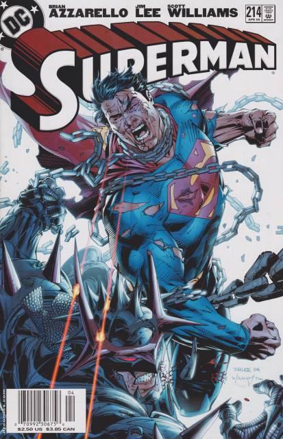 Superman (1987 Series) no. 214 - Used