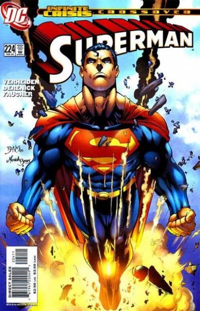 Superman (1987 Series) no. 224 - Used