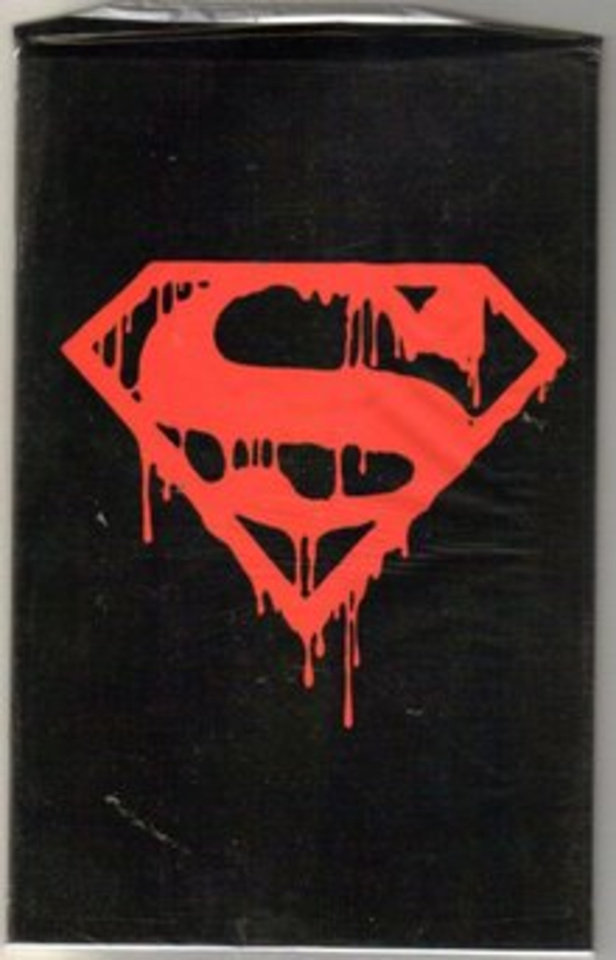 Superman (1987) No. 75 (Black Poly Bag - Red S) - New