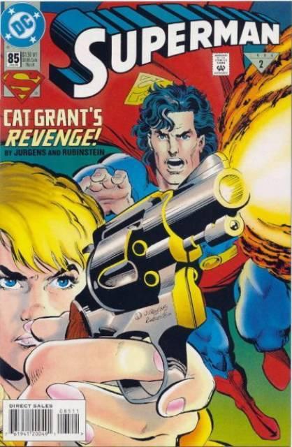 Superman (1987 Series) no. 85 - Used