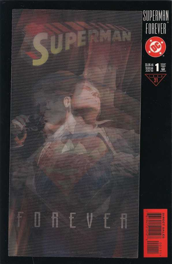 Superman (1987) Superman Forever Special no. 1 - Used