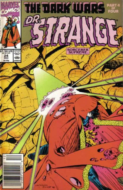 Doctor Strange (1988) no. 24 - Used