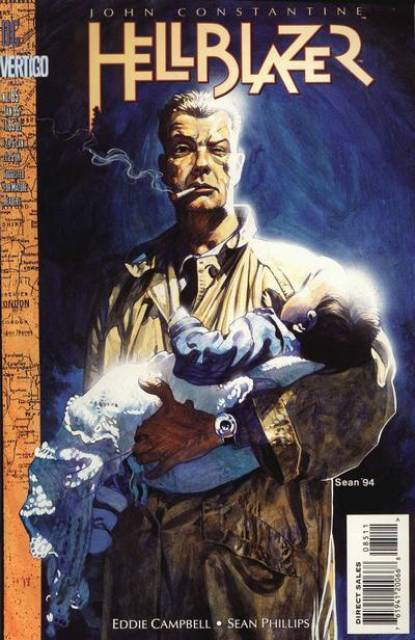 Hellblazer (1988) no. 85 - Used