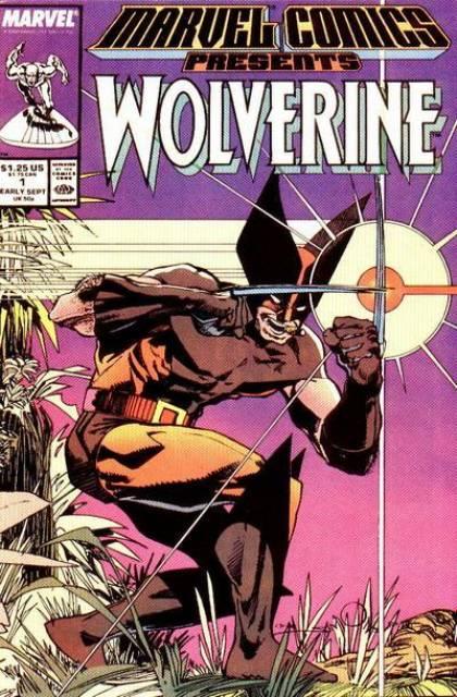 Marvel Comics Presents (1988) no. 1 - Used