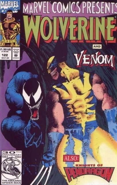 Marvel Comics Presents (1988) no. 122 - Used