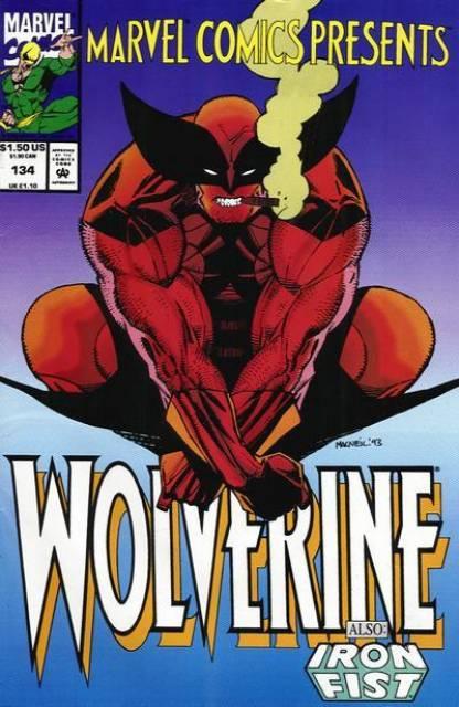 Marvel Comics Presents (1988) no. 134 - Used