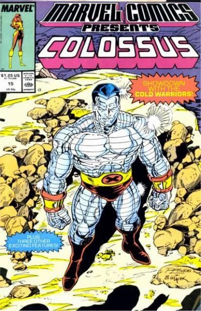 Marvel Comics Presents (1988) no. 15 - Used