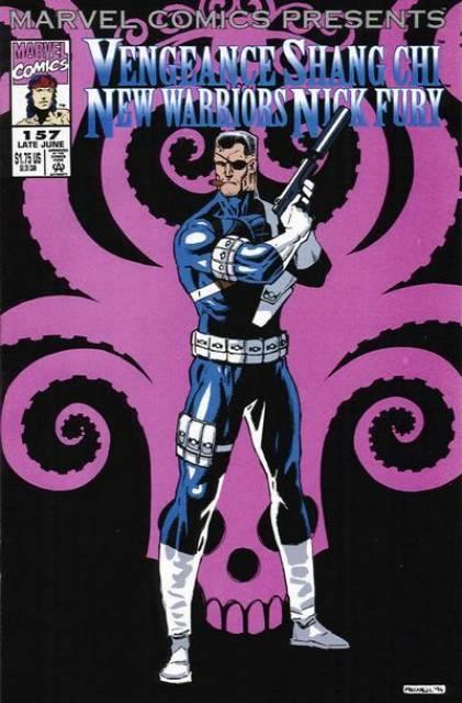 Marvel Comics Presents (1988) no. 157 - Used