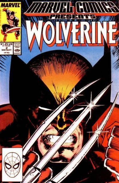 Marvel Comics Presents (1988) no. 2 - Used