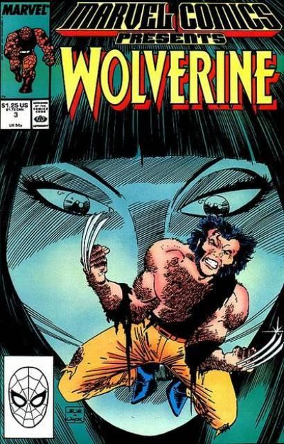 Marvel Comics Presents (1988) no. 3 - Used